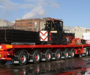 BP108/6S – Flat Platform Ballast Trailer