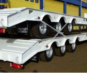 T50/3 – Heavy Duty Stepframe for World Markets