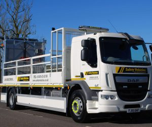 Traffic management vehicle hire.