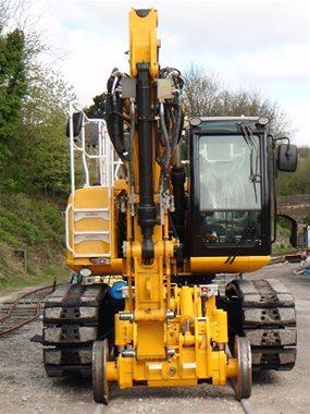 New rail equipment plant conversions.
