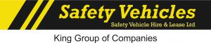 Safety Vehicles Hire & Lease logo.
